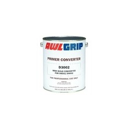 AWL GRIP High Build Epoxy Primer Converter D3002 3,8 litros Rojo