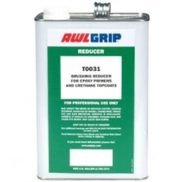 AWL GRIP T0031 T-1109 Slow Drying Brush Reducer 3,8 litros