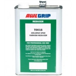 AWL GRIP T0016 T-109 Awlspar Varnish Reducer 0,95 litros