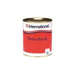 INTERNATIONAL Interdeck Colores 0,75 litros Blanco, Gris, Crema, Beige, Azul