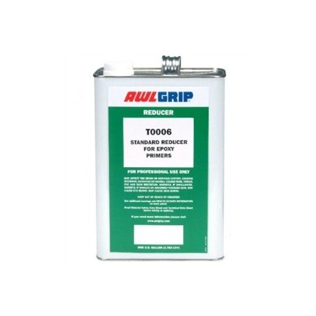 AWL GRIP T0006 T-971 Stand. Epoxy Primer Reducer 3,8 litros